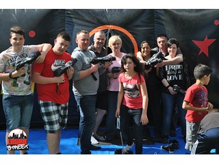 Laser Game LaserStreet - Cora, Sarreguemines - Photo N°182