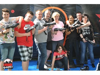 Laser Game LaserStreet - Cora, Sarreguemines - Photo N°183