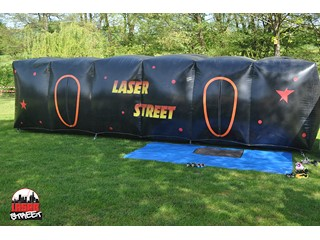 Laser Game LaserStreet - Cora, Sarreguemines - Photo N°1