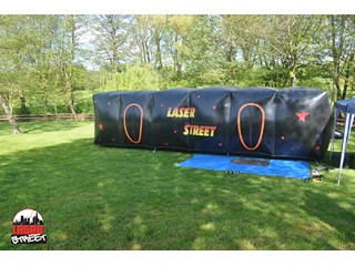 Laser Game LaserStreet - Cora, Sarreguemines - Photo N°2