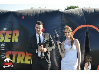 Laser Game LaserStreet - Mariage Nico et Chloé, Beaucouzé - Photo N°4