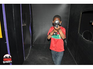 Laser Game LaserStreet - LaserStreet Tour #1 Espace Jean Moulin, Villiers sur Marne - Photo N°101