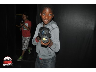 Laser Game LaserStreet - LaserStreet Tour #1 Espace Jean Moulin, Villiers sur Marne - Photo N°17