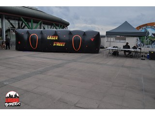 Laser Game LaserStreet - LaserStreet Tour #1 Espace Jean Moulin, Villiers sur Marne - Photo N°2