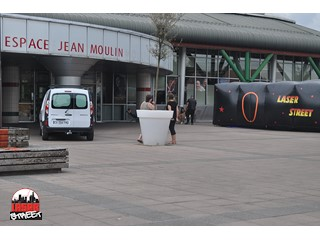 Laser Game LaserStreet - LaserStreet Tour #1 Espace Jean Moulin, Villiers sur Marne - Photo N°8