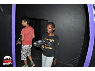 Laser Game LaserStreet - LaserStreet Tour #1 Espace Jean Moulin, Villiers sur Marne - Photo N°99