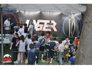 Laser Game LaserStreet - V.G.A Tennis, Saint-Maur-des-Fossés - Photo N°6