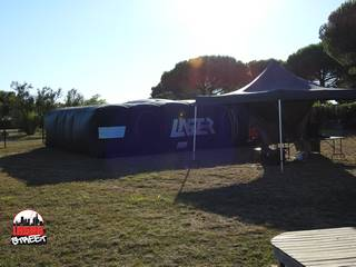 Laser Game LaserStreet - Camping Siblu - Le Lac des rêves, Lattes - Photo N°4