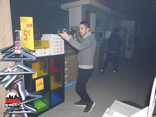Laser Game LaserStreet - Castorama, Les Pennes-Mirabeau - Photo N°12