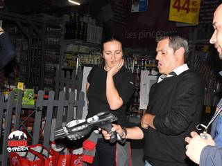 Laser Game LaserStreet - Castorama, Les Pennes-Mirabeau - Photo N°177