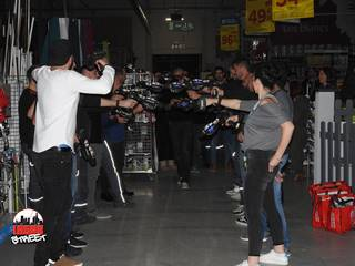 Laser Game LaserStreet - Castorama, Les Pennes-Mirabeau - Photo N°37