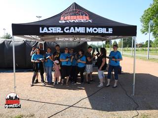 Laser Game LaserStreet - Album Photo Évènement Mairie , Commelle, 20/05/2018